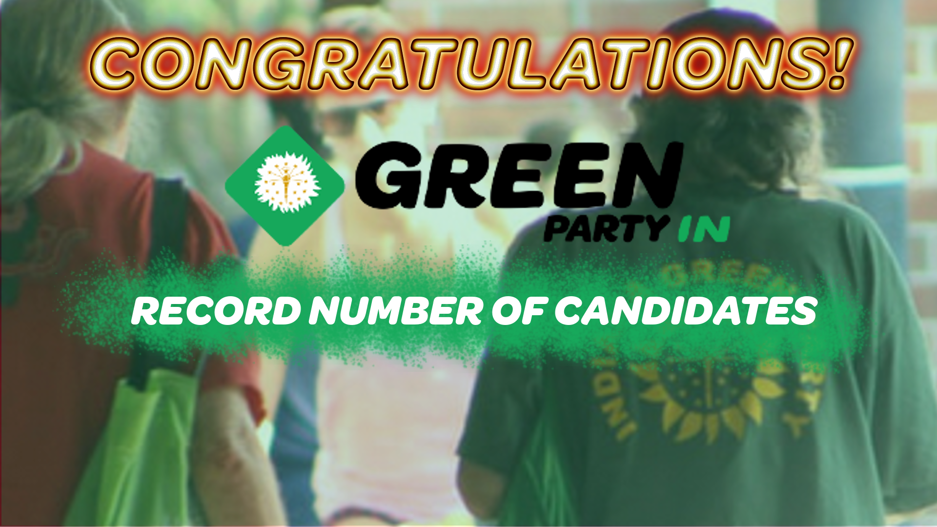 Indiana Green Party Fields Most Candidates Ever